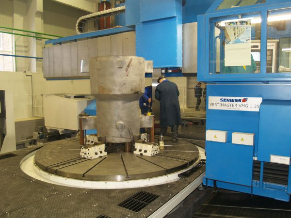 Обрабатывающий центр Sсhiess vertimaster VMG1.35